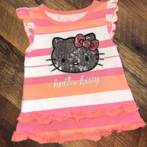 Old Navy Matching Sets - Hello kitty top and old navy shorts